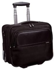 Zwarte Lightpak Executive Line Business Trolley Bravo 1