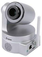 IP Kamera Olympia IC 1285 Z, mit 5 x optischem Zoom, bequem bedienbar per App