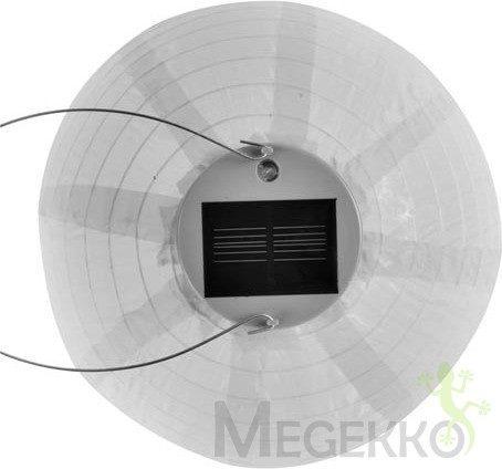 Afbeelding van Universeel Lantaarn op zonne-energie - diameter 10 inch/25cm