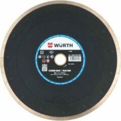 Würth ZEBRA Diamantzaagblad Speed voor nat zagen SCH-DIA-SP-NAT-TEGELS-BO30/25,4-D230 ZEBRA , Wurth