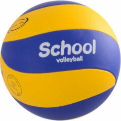 Mikasa Volleybal - geel/blauw