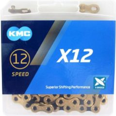 Gouden KMC X12 12 Speed Chain - Kettingen