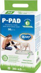 Duvo Puppytrainer P-pad fresh grass L 45x60cm 30 stuks