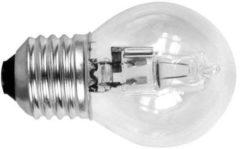 Velleman Halogeenlamp Eco G45 - E27 - 18 W - 220-240 V - 2700 K - Helder