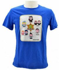 T-shirt Korte Mouw Faccine
