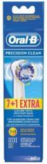 Procter&Gamble Braun EB PrecCl 7er+1 - Oral-B Aufsteckbürste Mundpflege-Zubehör EB PrecCl 7er+1