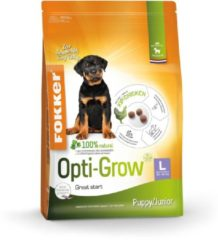 13 kg Fokker opti-grow puppy / junior large hondenvoer
