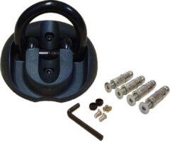 Zwarte Maxx-Locks Blackball Grondanker / Muuranker - Scooter, Motor & Boot