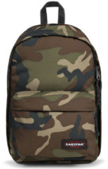 Eastpak Back to Work Rugzak - 15 inch laptopvak - Camo