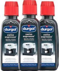 Durgol SWISS ESPRESSO 2 X 125 ML + 125 M ontkalker Koffie accessoire