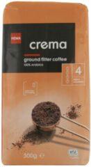 HEMA Filterkoffie Crema - 500 Gram