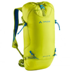 Groene Vaude Rupal Light 18 Rugzak Lime Green/Light Green