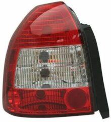 Universeel Achterlichten set Honda Civic HB 3-deurs 1996-2001 - Rood/Helder