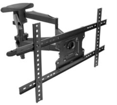 Zwarte Merkloos / Sans marque TV-wandmontage tot 55 inch - VESA 600x400