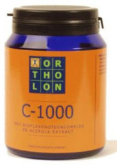 Ortholon Vitamine C 1000 mg 90 Tabletten