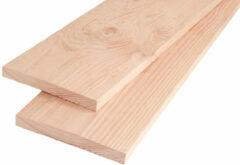Woodvision Potdekselplank Douglas | 22 x 200 mm | 400 cm