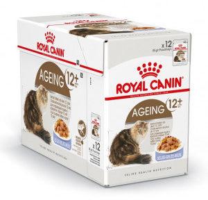 Afbeelding van Royal Canin Fhn Senior Ageing 12plus Mp Pouch - Kattenvoer - 12x85 g - Kattenvoer