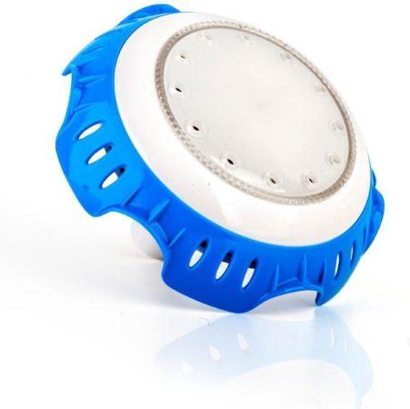 Afbeelding van Gre LED-licht voor bovengronds zwembad wit en blauw LEDRC