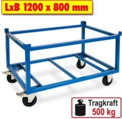 BRB-Lagertechnik BRB Rollwagen Tragkraft 500 kg