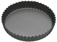 Masterclass Ronde geribbelde (quiche) bakvorm met losse bodem, 25 cm - Masterclas