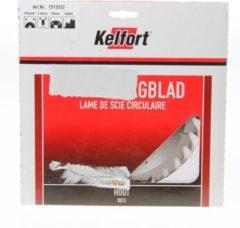 Kelfort Kelford zaagblad HM 190x30 30-tands - voor aluminium en plaatmateriaal geschikt voor Trespa