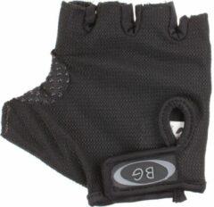 Tom Fietshandschoenen Zwart Maat 8,5