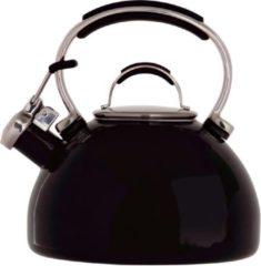 Prestige fluitketel 2.0 liter, zwart