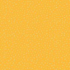 Hebbers - 2 Inpakvellen - confetti - Geel - 50x70cm