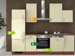 Flex-Well Küchenzeile G-280-2301-000 Sienna 280 cm