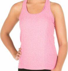 Roze MAGIC Bodyfashion Yoga Top - Sporty Pink - Maat M