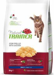 Trainer Natural Trainer - Chicken - Kattenvoer - 3 kg - Hoog Vleesgehalte