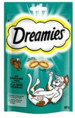 Dreamies Kattensnoepjes - Kalkoen - 60 gram