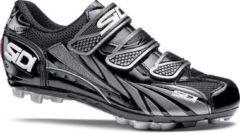 Sidi SUN Mountainbikeschoenen Dames Zwart Zilver - Maat 37