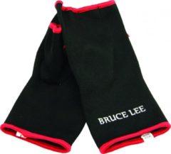 Bruce Lee boksbandages Easy Fit zwart/rood