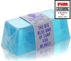 The Bluebeards Revenge Bluebeards Revenge Big Blue Bar of Soap for Blokes badzeep 175gr