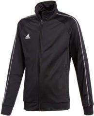 Adidas Core 18 Jacke - Radjacken für Kinder Unisex - Schwarz