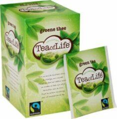 Tea of Life groene thee puur 4 * 20 zakjes