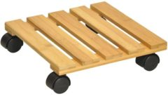 Multi Roller Bamboo 29x29 cm Wagner natur