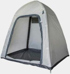 Grijze Bo-Camp Schuurtent - Medium - Air - Opblaasbaar - 200x160x200 cm