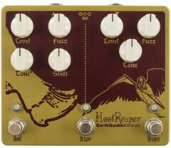 EarthQuaker Devices Hoof Reaper V2 Double Fuzz with Octave Up effectpedaal