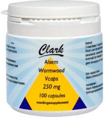 Clark Holisan Alsem Wormwood Vegetarische Capsules - 100 capsules
