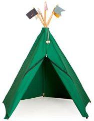 Roommate Hippie Tipi Tent groen Junior