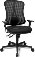 Topstar Komfort-Drehstuhl Head Point SY, mit taillierter Netz-Rückenlehne