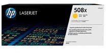 HP 508X CF362X Tonercassette Geel 9500 bladzijden Origineel Tonercassette