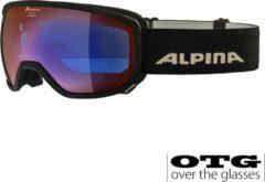 Alpina Scarabeo S. OTG Skibril - 2020 - Zwart | Categorie 2