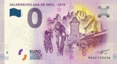 Paarse 0 Euro Biljet 2019 - Valkenburg aan de Geul