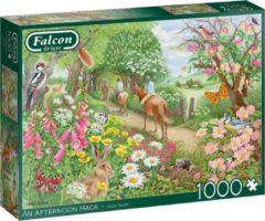 Falcon legpuzzel An Afternoon Hack 1000 stukjes