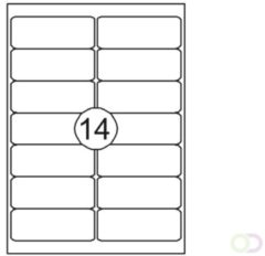 Etiket Quantore 99.1X38.1mm 210stuks