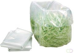 HSM Plastic opvangzakken Plasticzakken 100 stuks - 125.1 225.1