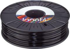 Zwarte Innofil3d BASF Ultrafuse PLA-0002A075 PLA BLACK Filament PLA 1.75 mm 750 g Black 1 pc(s)